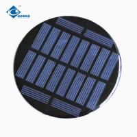 Quality 5.5V Chinese Laminated Solar Panel 0.6W for portable solar light system ZW-R90 mini solar panel for led light for sale