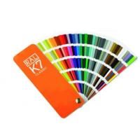Buy cheap Ral color card number Ral k7 classic color chart Ral k7 colour chart ral k7 ral colour chart international metal card product