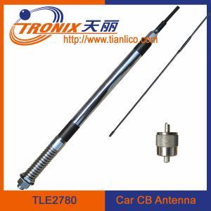 Buy cheap marine car antenna/ heavy duty spring cb car antenna/ marine cb antenna TLE2780 product