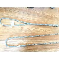 Buy cheap Power Line Galvanized 410mm Guy Grip Dead End Clamp product
