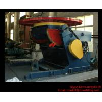 Buy cheap Standard 2 Ton Revolving Welding Rotary Table Metallurgical Type With 1.2m Worktable product