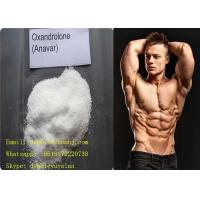 Buy cheap Anabolic Steroid Powder Anavar / Oxandrolone 53-39-4 Cutting Cycle Bodybuilding Supplements product