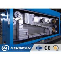 Buy cheap 2 Wires Rod Breakdown Brass Wire Drawing Machine 1800m / Min Line Speed product