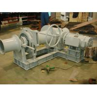 Buy cheap Single Type Marine Deck Equipment Hydraulic Combination Windlass , Mooring Winch product