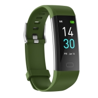 Buy cheap Bluetooth 5.0 IP68 TELEC Blood Oxygen Smartwatch HRS3300 product