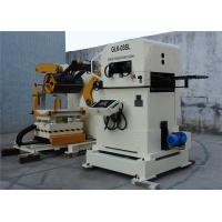 Metal Straightening Machine , CE Decoiling Feeding Coil Handling Equipment