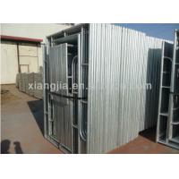 Buy cheap 1829*1930mm H Frame Scaffolding for American Market product