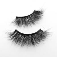 Quality Create your own eyelash brand 3D and 5D mink lashes with custom lash box for sale