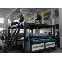 China VINOT Brand Single Layer Air Bubble Film Machine Single Screw Extrusion with PE raw material Model No.  DY-2000 on sale