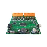 Buy cheap DIP Electronics Automotive PCB Ssembly FR4 With Lead Free HASL product