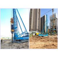 Buy cheap Unique Hammer Piling Machine , Vibratory Hammer Pile Driving Eco - Friendly product