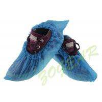 China CPE / PE Medical Shoe Cover for Dental Clinic , Non Skid-proof Dental Shoe Cover wholesale