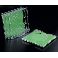 Buy cheap Beautiful Shape Clear Acrylic Coasters For Round Cup product