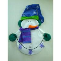 China Sewn Stuff W2112 - Snowman wholesale