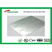 Buy cheap 1oz Aluminum Base PCB with High Thermal Conductivity RoHS Lead Free Hal product