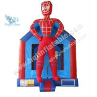 Buy cheap Inflatable spiderman bouncer product