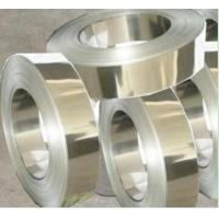 Buy cheap 304L / 304 2b Cold Rolled Stainless Steel Strips product