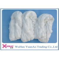 Strong TFO Hank Yarn / 100% Spun Polyester Yarn Anti-Bacteria and Anti-Pilling