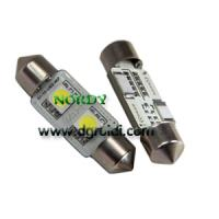 Buy cheap led Festoon canbus Light error free bright canbus bulb for auto product