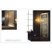 Buy cheap HS-15 2050*800mm Vertical Double Hinged Door, Modern Side Hinged Doors Factory For Office, Bedroom product