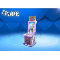 China Parkour Amusement Arcade Kids Racing Video Game Machine / Entertainment Equipment on sale