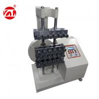 Buy cheap Specimen Fatigue Rubber Testing Machine For Dumbbell Shaped Specimen ASTM D4482 product