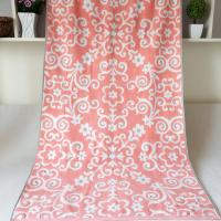 Buy cheap Customized Elegant Jacquard  Beach Towels product