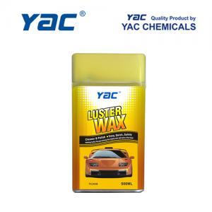 Buy cheap Anti-static Luster Aerosol Spray Car Wax with High Shine for Car Surface Polish product
