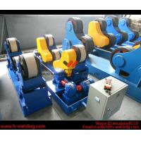 Buy cheap 80 Ton Full-Automatic VFD Control Pipe Welding Rotators For Cylinder Seam Welding product