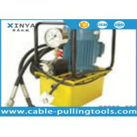 Buy cheap Double-action Electric Engine Driven Hydraulic Pump In High Pressure product
