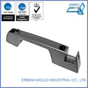 ABS Auto Trim Molding , Injection Molding Plastic Materials For Car Decoration Parts