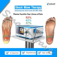 Buy cheap Pain Relief Air Compressor Shockwave Therapy Machine With FDA Certification product