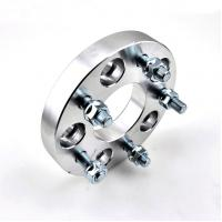 Buy cheap Forged and Silver Aluminum 4X100 Wheel Spacers Adapters for Car product
