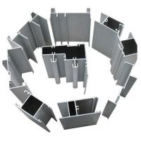 Buy cheap Chemical / Mechanical Polished T6 / T66 Aluminum 6000 Series Window Extrusion Profiles For Living Room product
