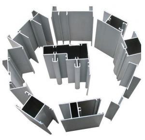 Buy cheap Химический/механически отполированный алюминий T6/T66 профили штранг-прессования окна 6000 серий для живущей комнаты product