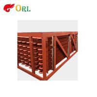 Buy cheap Power Station CFB Waste Heat Heat Pump Boiler Economizer ORL Power ASTM Certification product