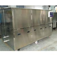 Large Tank Capacity Ultrasonic Metal Cleaner For Motorcycle / Aircraft Parts