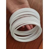 Buy cheap White Back Up Ring , T3G T3P Teflon Hydraulic Style PTFE Backup Ring product