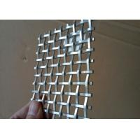 """Quality Fandango anti rust stainless steel 36""""x48""""   decorative wire mesh woven mesh reflective no fade for sale"""