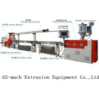 Buy cheap Wood PLA Plastic 3D Printer Filament Extruder 1.75 3.00 Mm Extrusion Line product