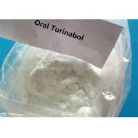 2446-23-3 Oral Turinabol Steroids , Tbol Steroids For Muscle Gain Pharmaceutical Grade