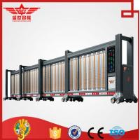 Buy cheap Industry gate design sliding gate gate design  for company L1507 product