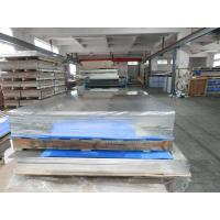 Buy cheap Tempered Flat Aluminum Plate 6061 - T651 For Railroad Cars product