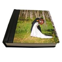 Buy cheap Custom Family Travel 12 x 8 Photo Album , Waterproof Flush Mount Albums product