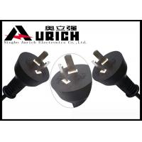 Buy cheap 2 Pin Plug Argentina IEC C7 Power Cord IRAM 2063 Standard For Home Appliance product