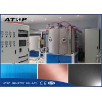 Quality Functional PVD Coating Machine With Circuit Overload And Water Breaking Device for sale