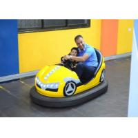 Buy cheap Double Seats Indoor Kids Dodgem Cars Built In MP3 Music Box Control product
