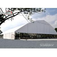 Buy cheap Custom Car Outdoor Exhibition Tents Flame Retardant Inflatable Roof Cover product