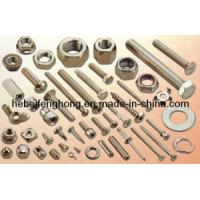 Buy cheap DIN931/DIN933 HDG Hex Bolt and Nut product