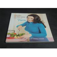 Buy cheap Professional Cook Book Printing On Demand With pantone colors A4 product